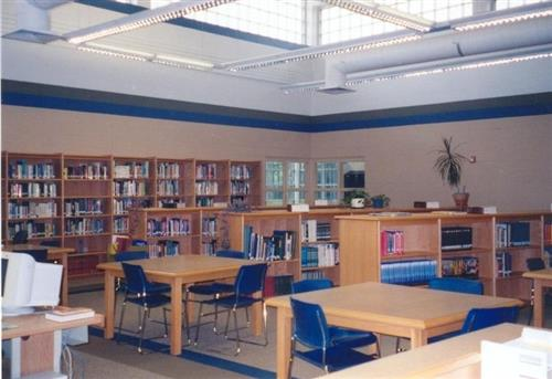 High School Library